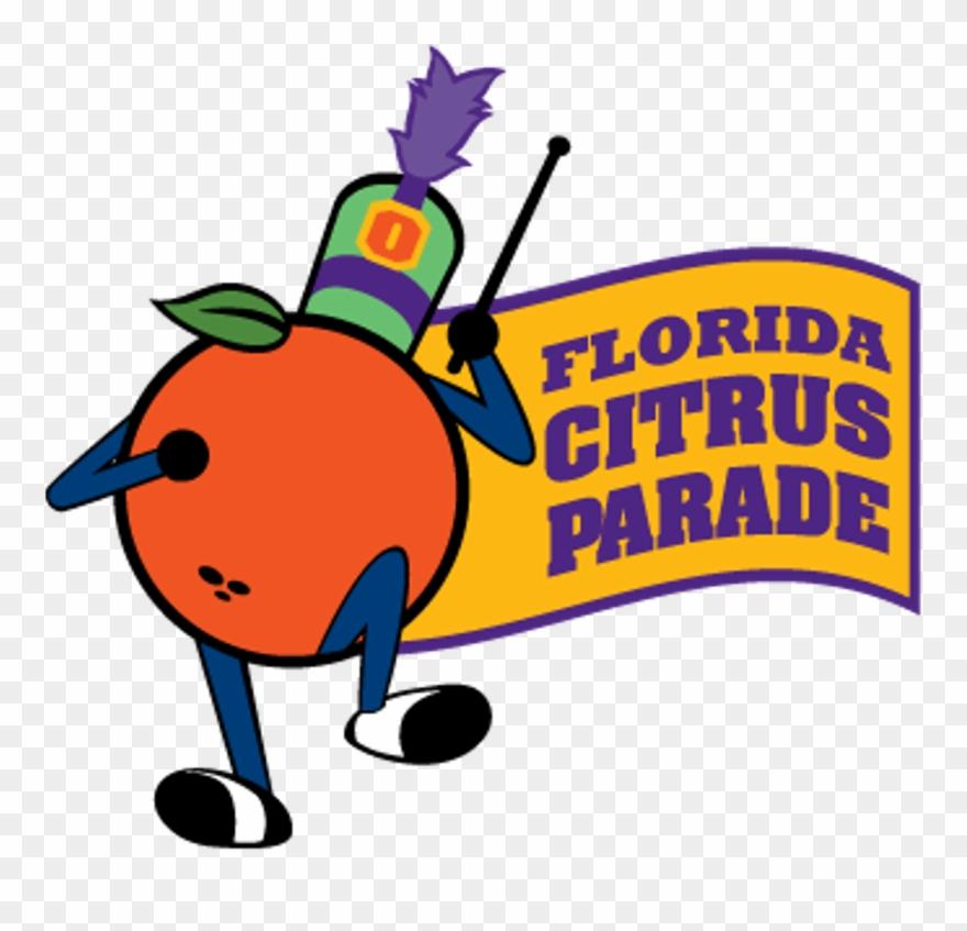 Gc Florida Citrus Parade.