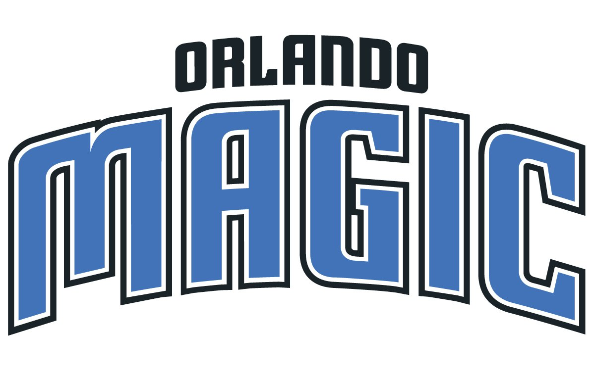 Meaning Orlando Magic logo and symbol.