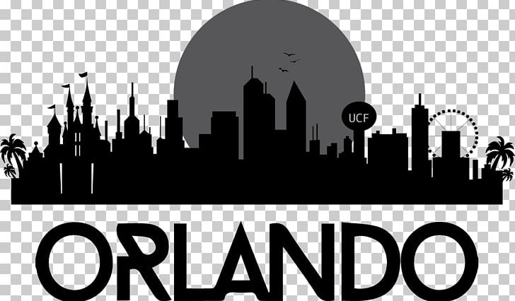 Orlando Skyline Silhouette PNG, Clipart, Animals, Art, Art.