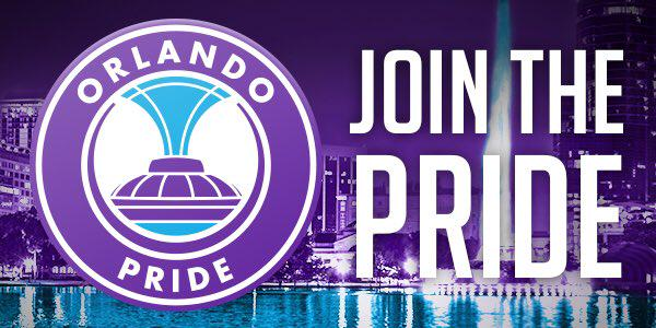 Progressive Orlando Pride Using Lactating Nipple As Logo.