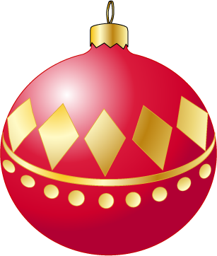 16 Best Photos of Christmas Ornament Clip Art.