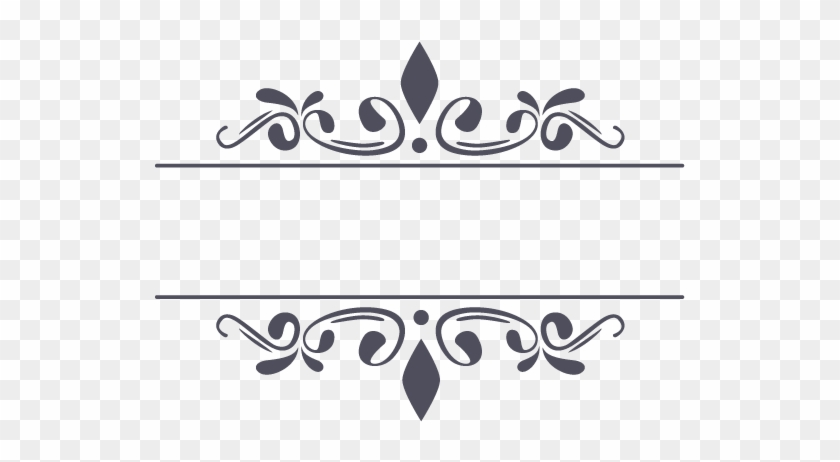 Free Ornament Border Vector.