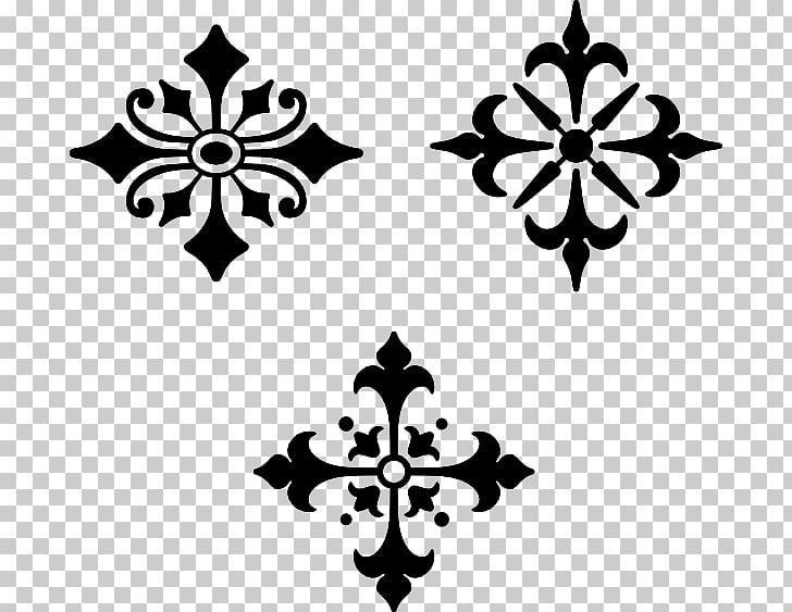 Ornament Decorative arts Stencil , Ornamental PNG clipart.