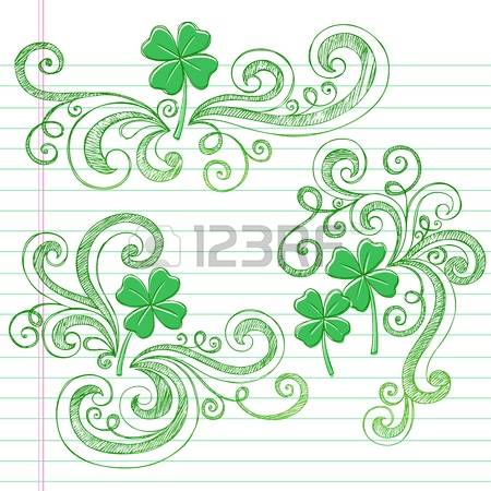 6,962 Four Leaf Clover Stock Illustrations, Cliparts And Royalty.