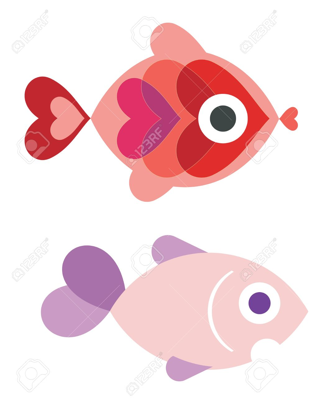 Ornamental Fish Royalty Free Cliparts, Vectors, And Stock.