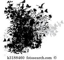 Ornament garden Clip Art Vector Graphics. 39,340 ornament garden.
