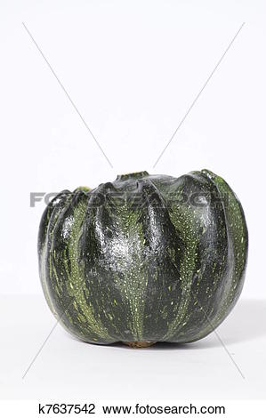 Stock Photo of Ornamental Gourd.