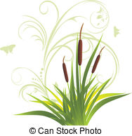 Ornamental grass Vector Clip Art Illustrations. 2,248 Ornamental.