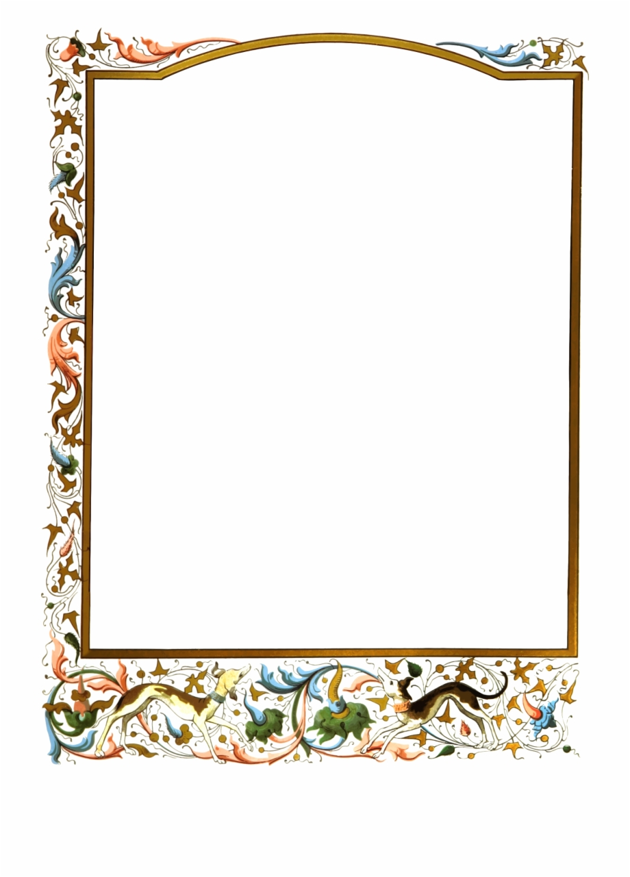 This Free Icons Png Design Of Ornate Frame 34.