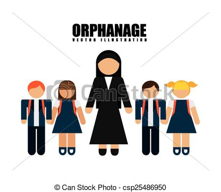 Orphanage Illustrations and Clip Art. 255 Orphanage royalty free.