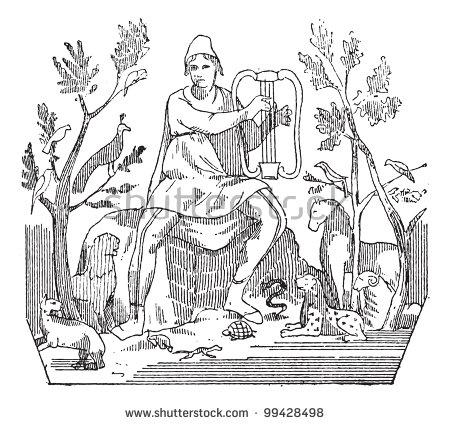 Orpheus Stock Vectors, Images & Vector Art.