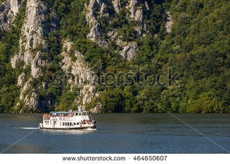 Danube Cruise Stock Photos, Royalty.