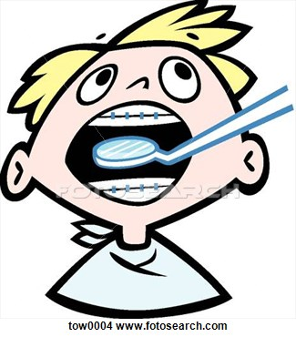 Orthodontist clipart #18