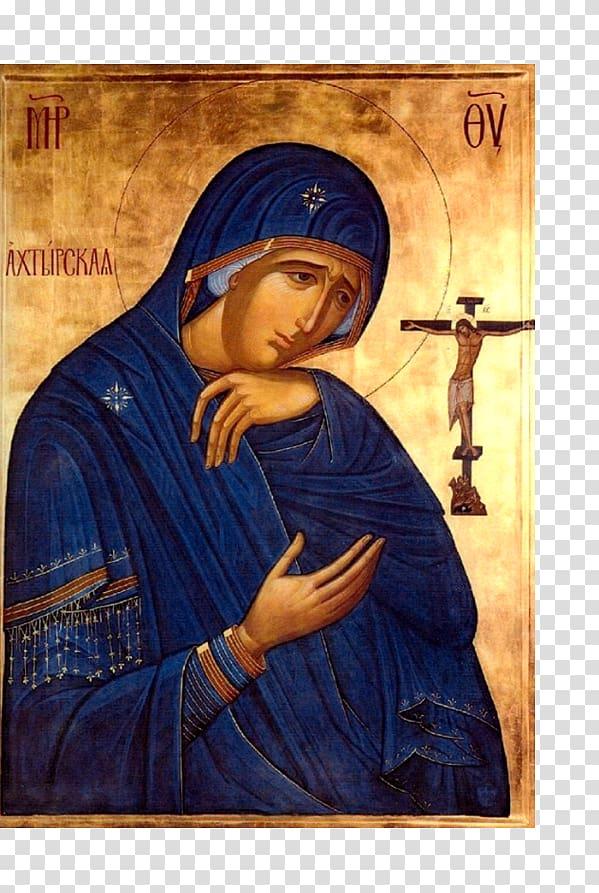 Mary Feodorovskaya Icon of the Mother of God Theotokos.