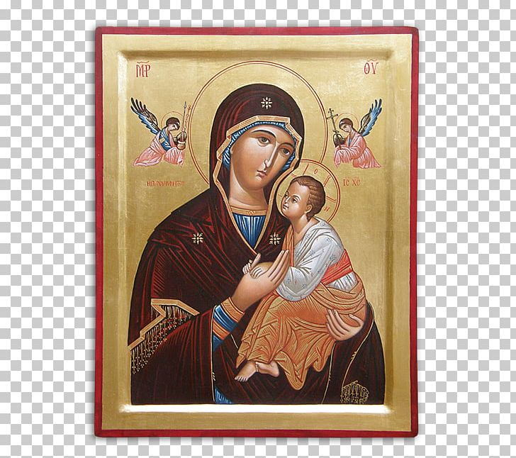 Mary Eastern Orthodox Church Saint Religion Icon PNG.