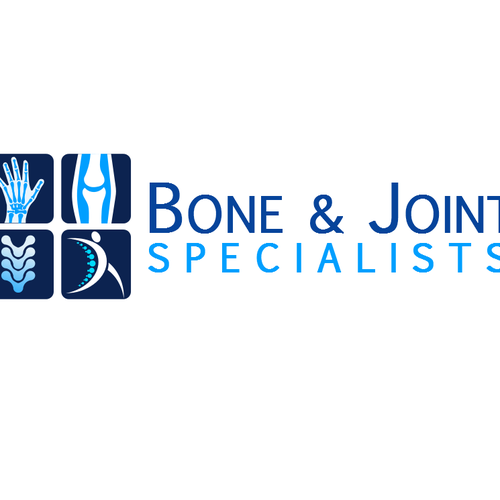 New Logo for Orthopedic Surgery Practice.