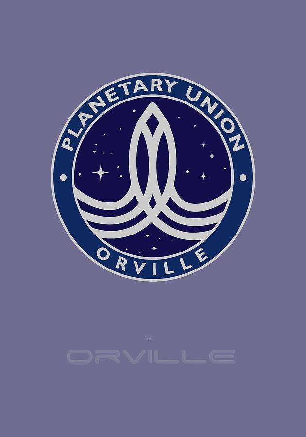 The Orville Logo.