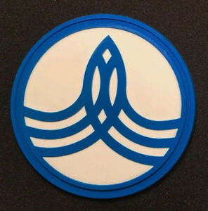 Details about The Orville TV Command Logo Screen Accurate Chest Insignia  Badge PVC Pin.