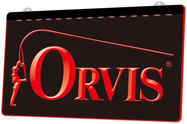 2019 LS873 R Orvis Fishing Endorsed Logo Neon Light Sign.Jpg Decor  Dropshipping Wholesale To Choose From Shinning168, $11.96.