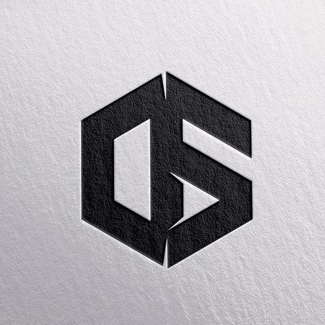 Initials Osbranding Logo Design By Goran Jugovic 4.