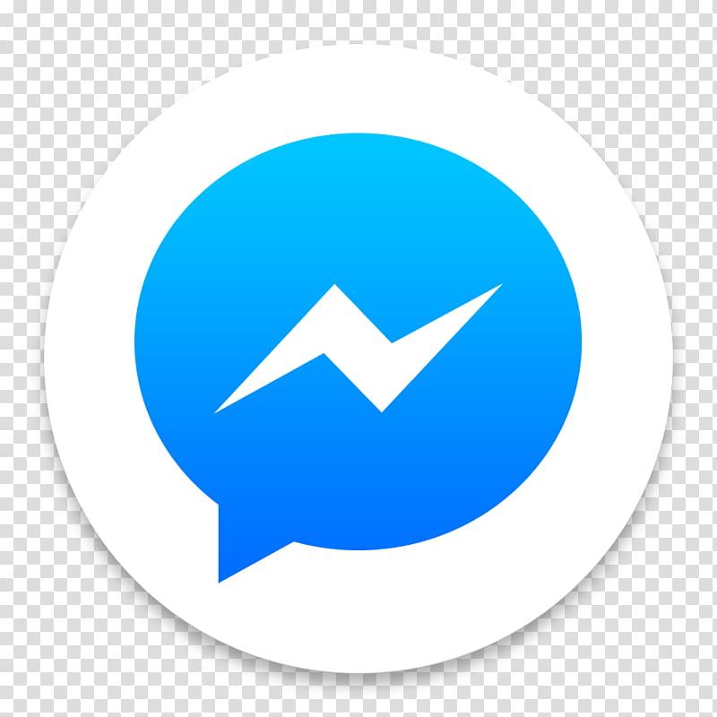 Watch OS X Volume II, Messenger logo transparent background.