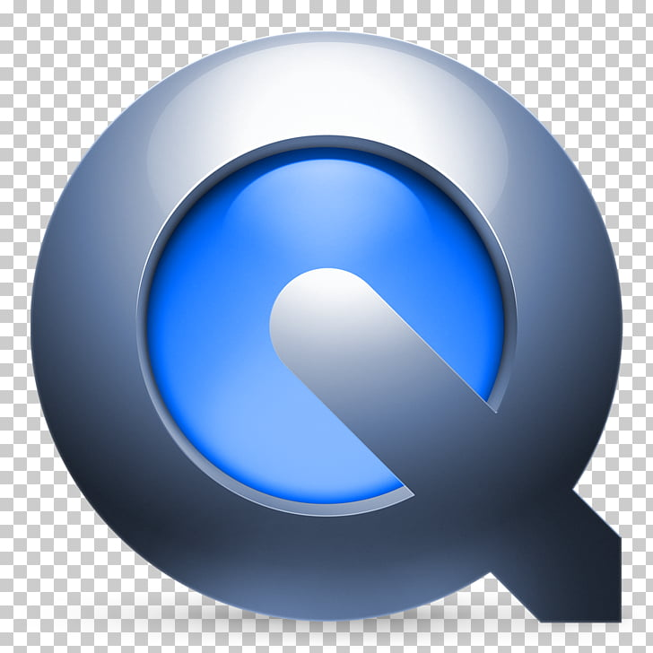 QuickTime X Media player macOS Mac OS X Leopard, time PNG.