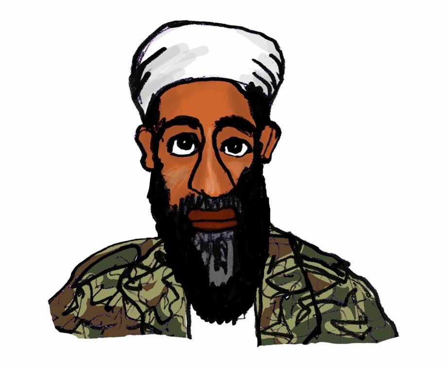 Osama Bin Laden Png.