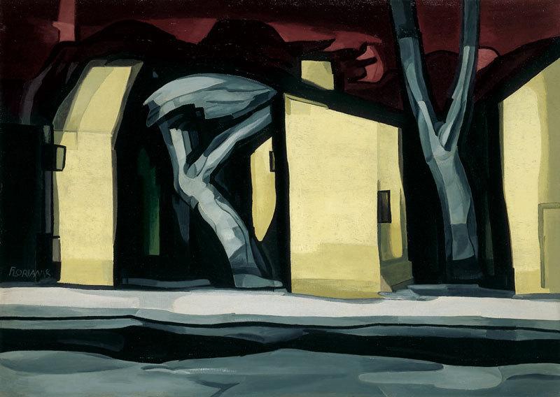 Whitney Museum of American Art: Oscar Bluemner.