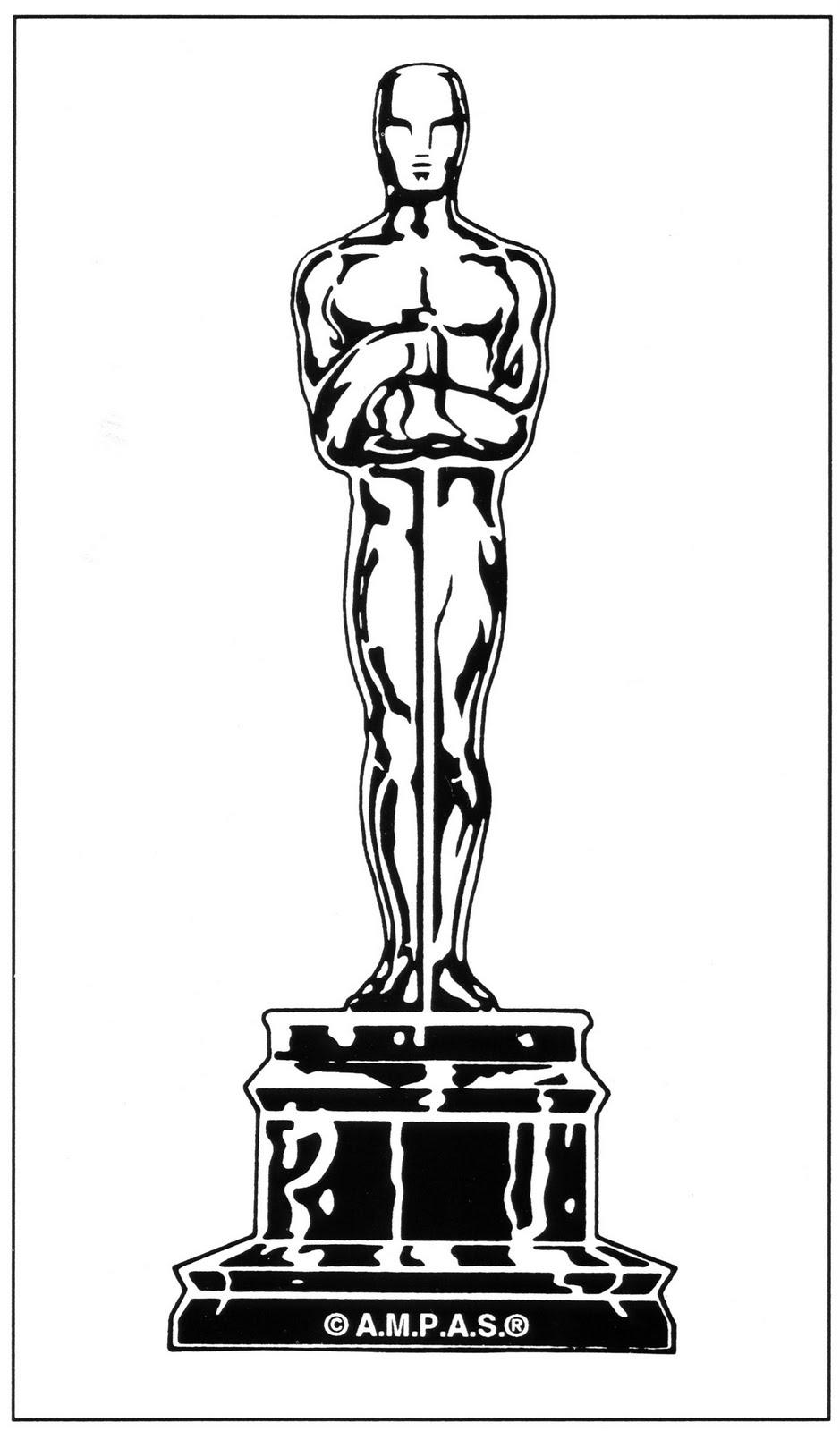 Oscar Award Clipart.