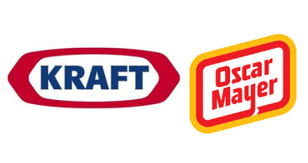 Oscar mayer Logos.