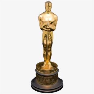 Oscars Statue Clipart , Transparent Cartoon, Free Cliparts.