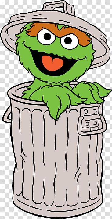 Oscar the Grouch Elmo Big Bird Ernie Bert, Oscar The Grouch.