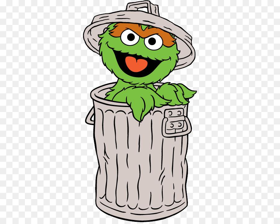 Sesame Street Clipart Oscar The Grouch.