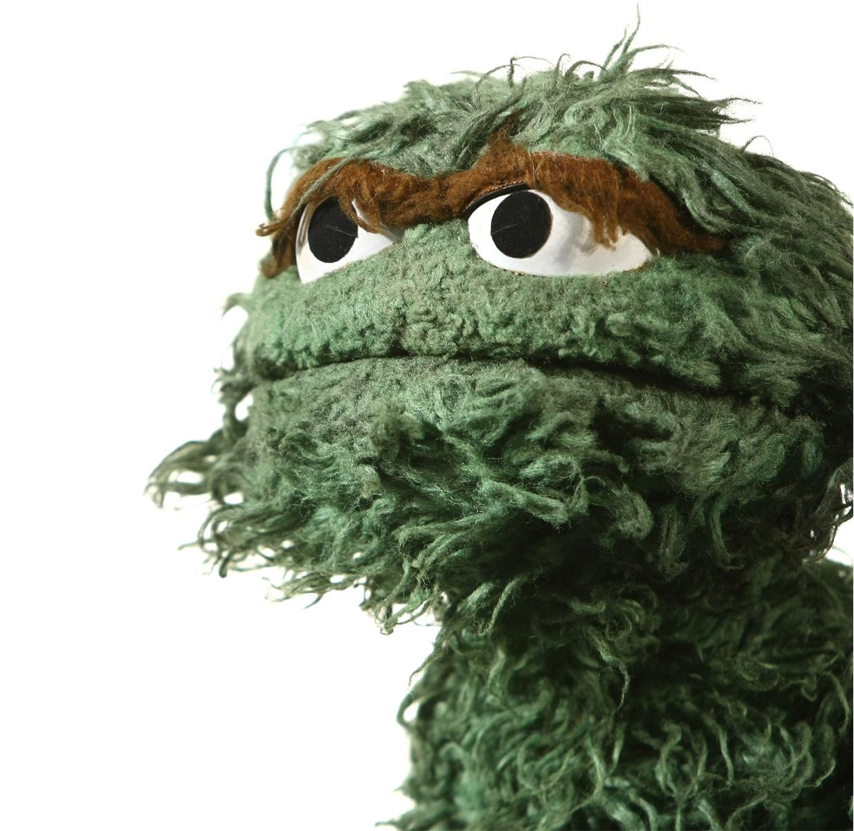 Oscar The Grouch Png (#1228566).