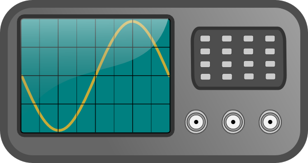 Oscilloscope Clip Art at Clker.com.