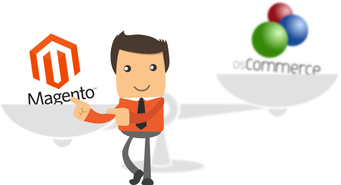 7 Reasons to Migrate from OsCommerce to Magento.