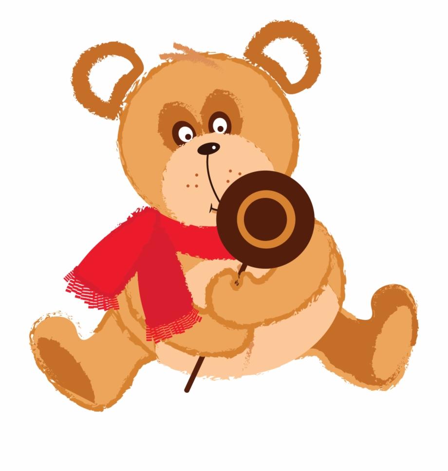 Osito Con Chupeta Teddy Bear.