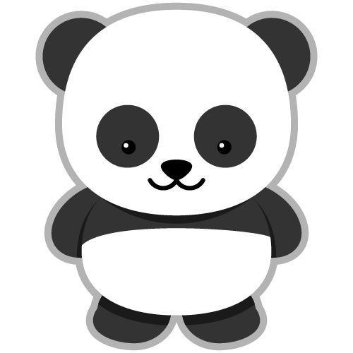 Gordito Oso Panda.