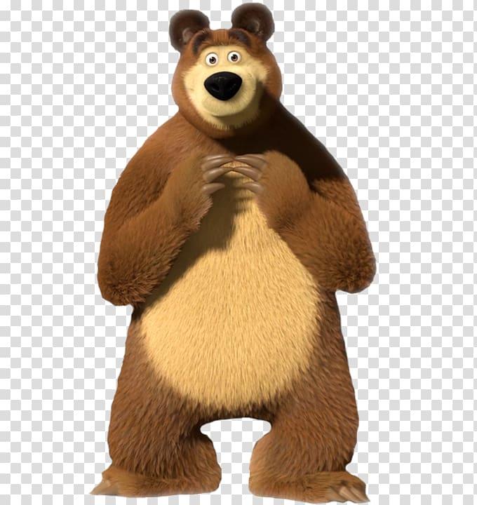 Bear Masha Party Birthday YouTube, masha y el oso, bear 3D.