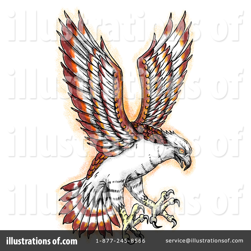Osprey Clipart #1483077.