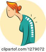 Osteoporosis clipart free.