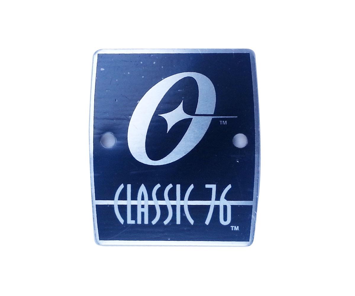 Oster 76 Logo.