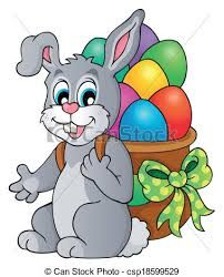 Image result for osterhase clipart.