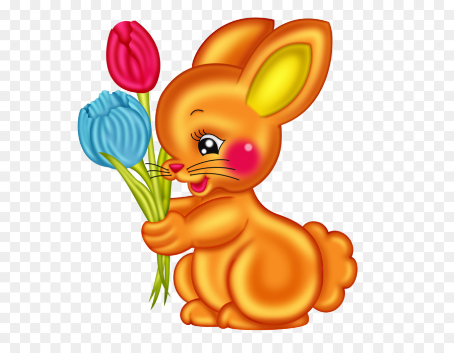 Hase Osterhase clipart.