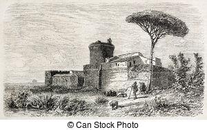 Ostia antica Illustrations and Stock Art. 21 Ostia antica.