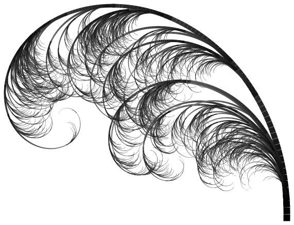 I like this feather for a tattoo..