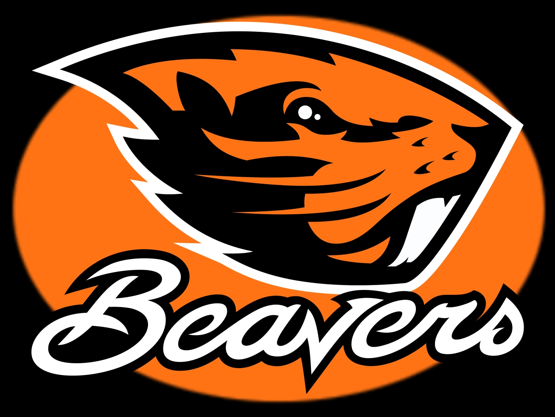 Oregon State Beavers Clipart.