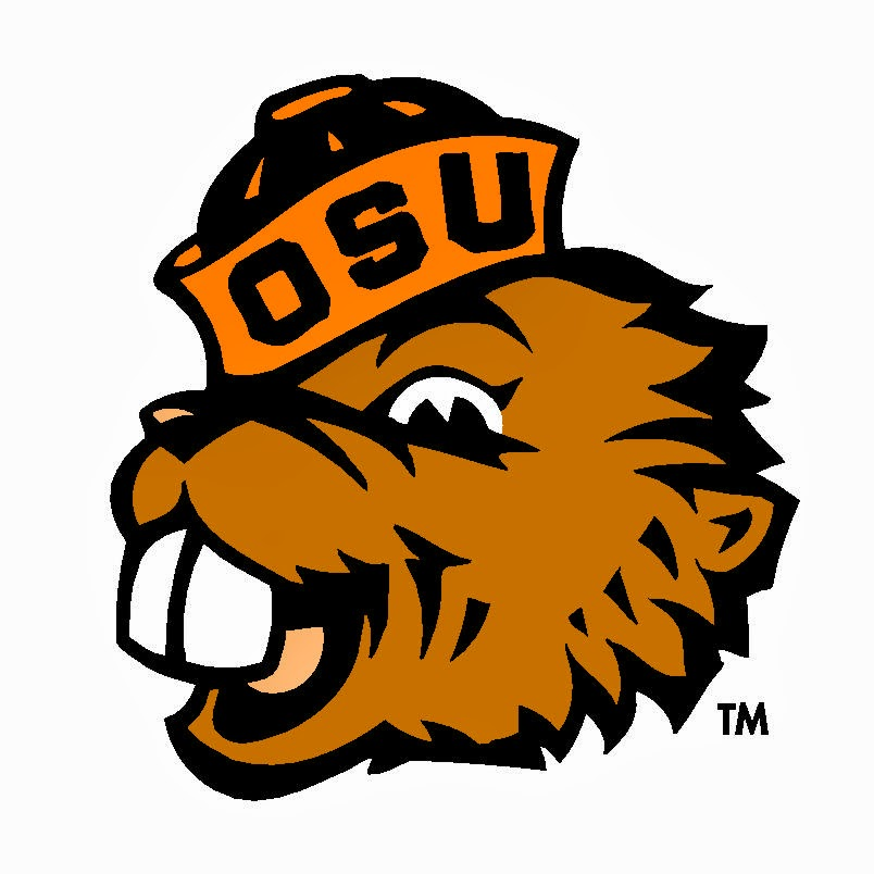 Showing post & media for Oregon state beavers cartoon.