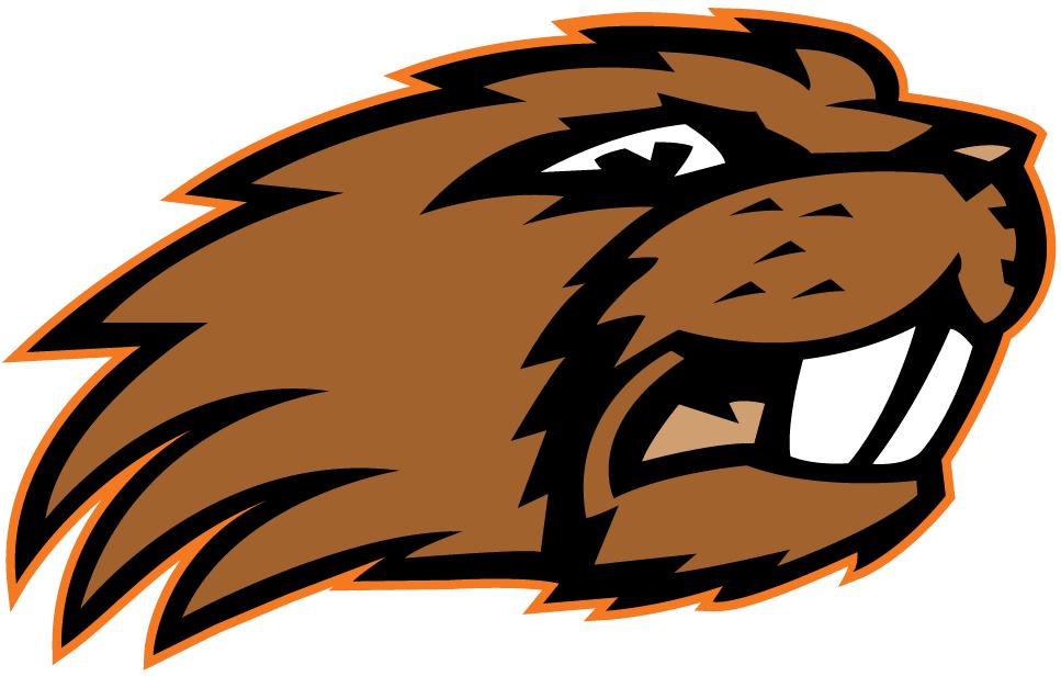 Beaver Logo Clip Art.
