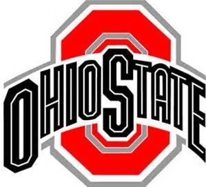 Printable Ohio State Buckeyes Logo.